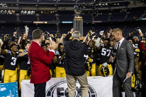 Read: Hayden Fry will always be a Hawkeye