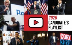 Presidential candidate walk-on songs make for a boppin' playlist