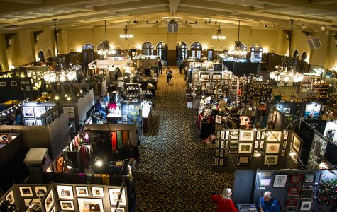 Holiday Art Market débuts at IMU under new organization