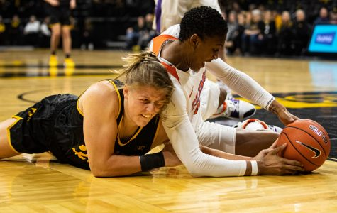 Women's basketball looking for another win in Cy-Hawk series