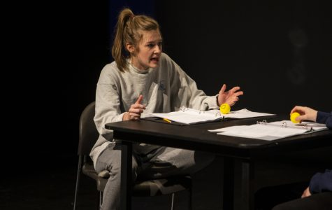 UI playwright closes up UI Theatre's fall season with a poignant piece on suicide