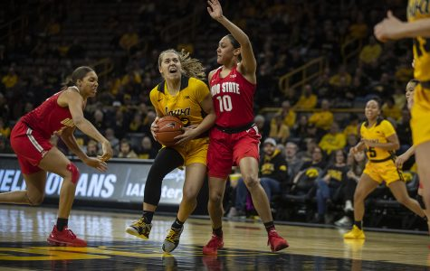 Photos: Women's Basketball vs Ohio State (1/23/19)
