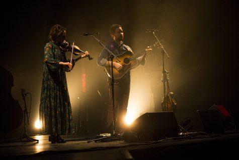 Photos: Mandolin Orange at the Englert (1/28/19)