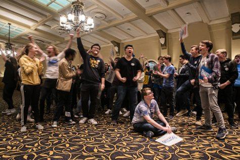 Photos: Mock Caucus (1/31/20)