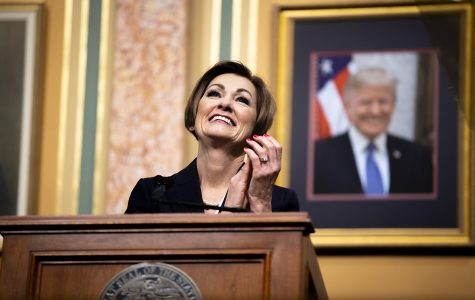 Iowa governor proposes sales tax increase to fund key programs, tax cuts