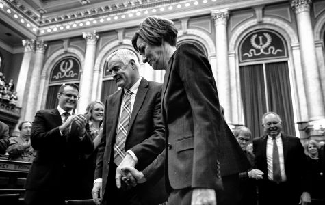 Fact checking Iowa Gov. Kim Reynolds' Condition of the State address