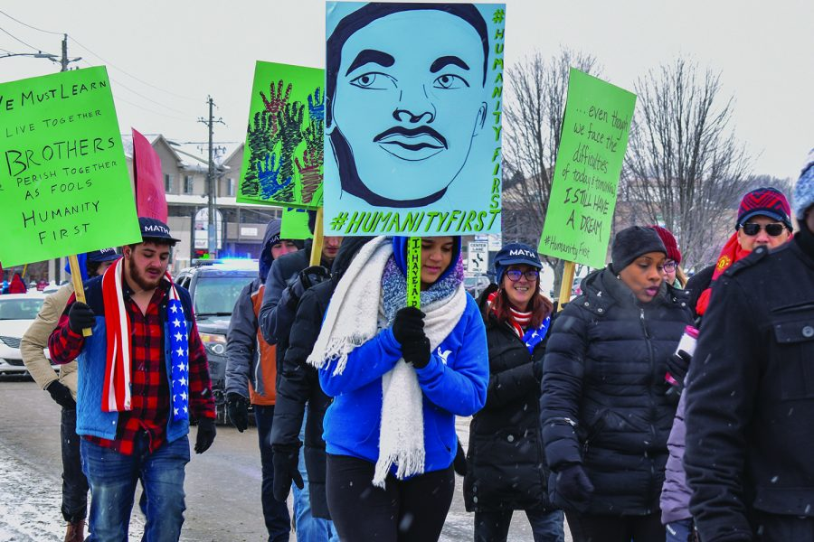 University of Iowa celebrates 25 years of honoring Martin Luther King Jr.