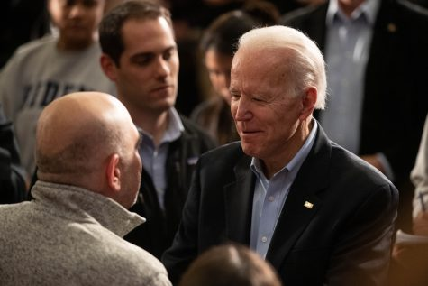 Guest Opinion: Joe Biden's quiet power is why I'm caucusing for him