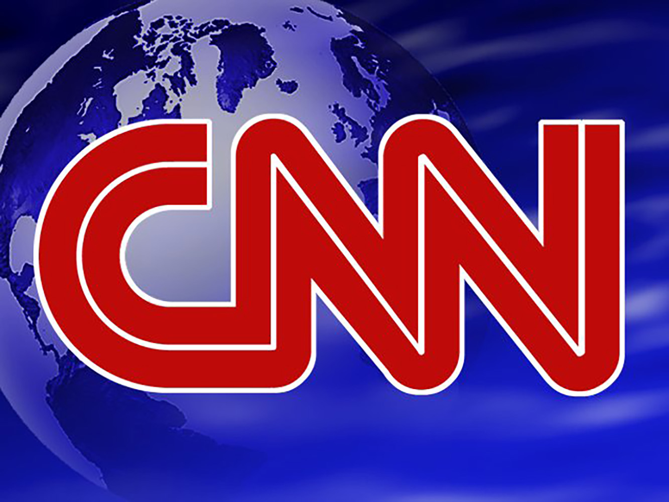 Logo graphic for CNN. Layers included.