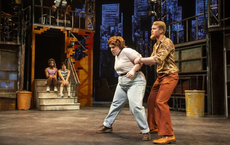 Hit The Wall brings story of Stonewall riots to UI stage
