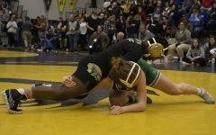Fight like a girl: Iowa City West High School adds its first all-girl wrestling team