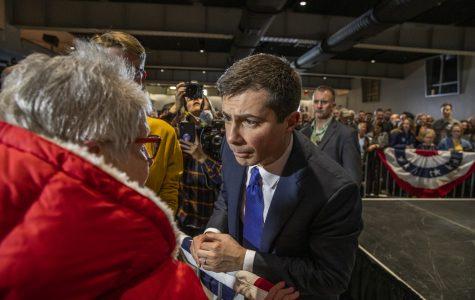 Photos: Pete Buttigieg visits Cedar Rapids (1/21/20)