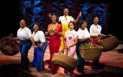 Painting the town purple: The Color Purple comes to Hancher