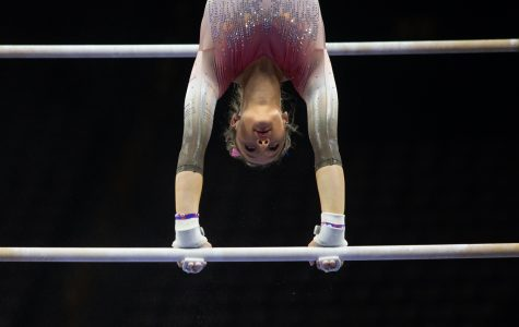Photos: Iowa women's gymnastics vs. Ball State, Air Force (1/11/2020)