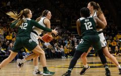 Bench players come up big in win over Wisconsin