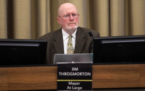 Throgmorton reflects on mayorship, ever-growing city