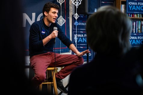Photos: Pete Buttigieg Town Hall (12/08/19)
