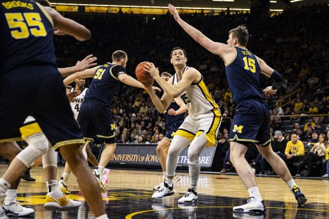 Iowa in need of increased production after Cook injury
