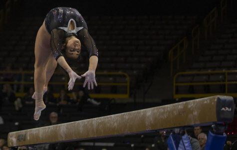 Photos: Women's Gymnastics vs. Michigan (2/1/2020)