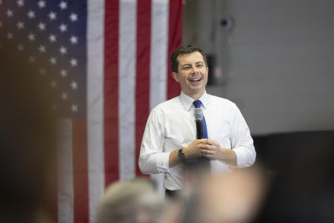 Buttigieg pitches winning a coalition before Iowa caucuses