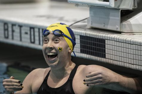 Photos: Women's Big 10 Championship Swimming & Diving (2/19-20/2020)