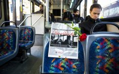 Iowa City Transit initiative saves a seat for Rosa Parks to honor her stance against segregation