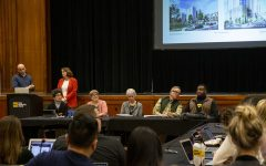 Iowa City City Council seeks input from UI student governments before vote on luxury-apartment development