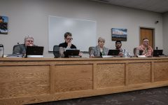 Johnson County Supervisors call for the meeting to start at the Johnson County Human Services building before a public hearing to replace the Unified Development Ordinance on Thursday, Dec. 5, 2019.