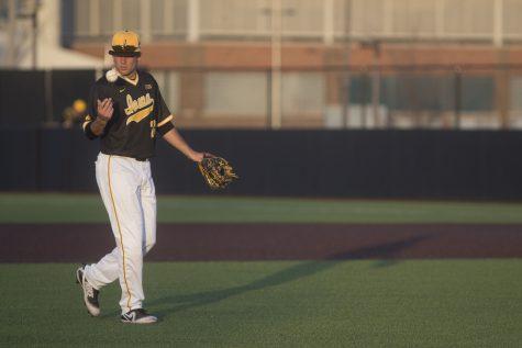 Photos: Iowa baseball doubleheader vs. Cal-State Northridge (3/17/2019)