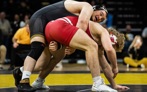 Cassioppi, Hawkeyes hope to slow down Michigan in Ann Arbor