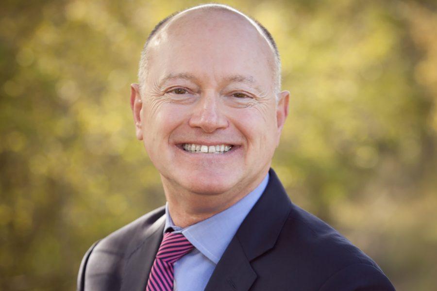 UI Public Health program-director Daniel Gentry to lead health-education association