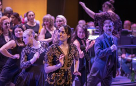 Evita play tells the story of the woman who inspired a nation