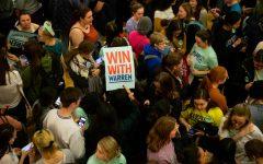 Johnson County reports record Democratic caucus turnout