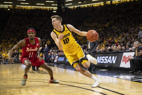 Photos: Men's Basketball vs. Nebraska (2/8/2020)