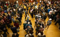 Opinion: Student commitment and enthusiasm on caucus night is encouraging