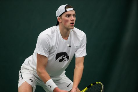 Photos: Men's Tennis vs. Wichita State (2/16/2020)