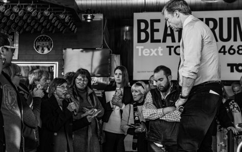 Steyer makes a final pitch in Coralville the day before the Iowa caucuses