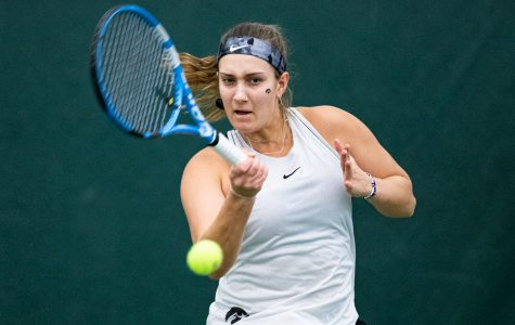 Iowa tennis' home weekend yields two victories