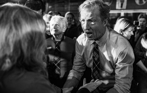 Photos: Tom Steyer in Coralville (2/2/2020)