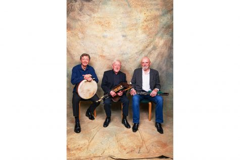 Irish folk band The Chieftains bring Irish culture, joy to Hancher