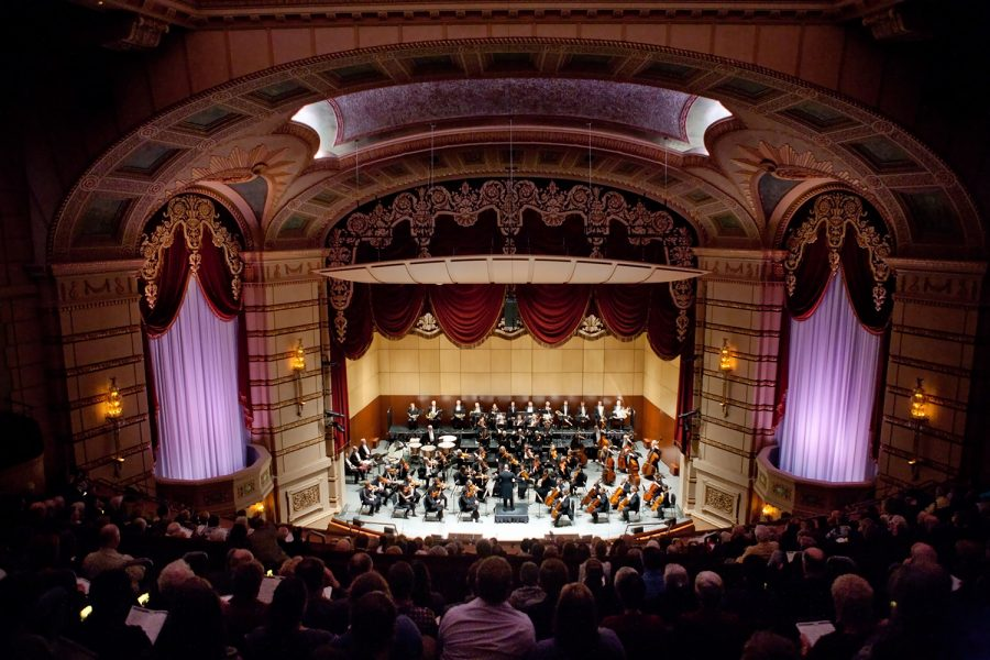 Rebellious Russians  bring Orchestra Iowa and Ballet Quad Cities joint show to Coralville