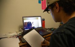 Hawkeyes studying arts struggle to adapt to distance learning