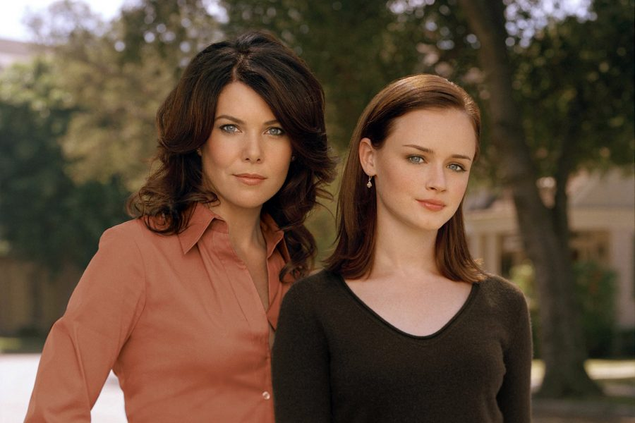 Gilmore Girls: The Complete Fifth Season (Warner, 22 episodes, six discs, $59.98) collects the 2004-05 season, which ended with Rory in trouble and Lorelai proposing to Luke.