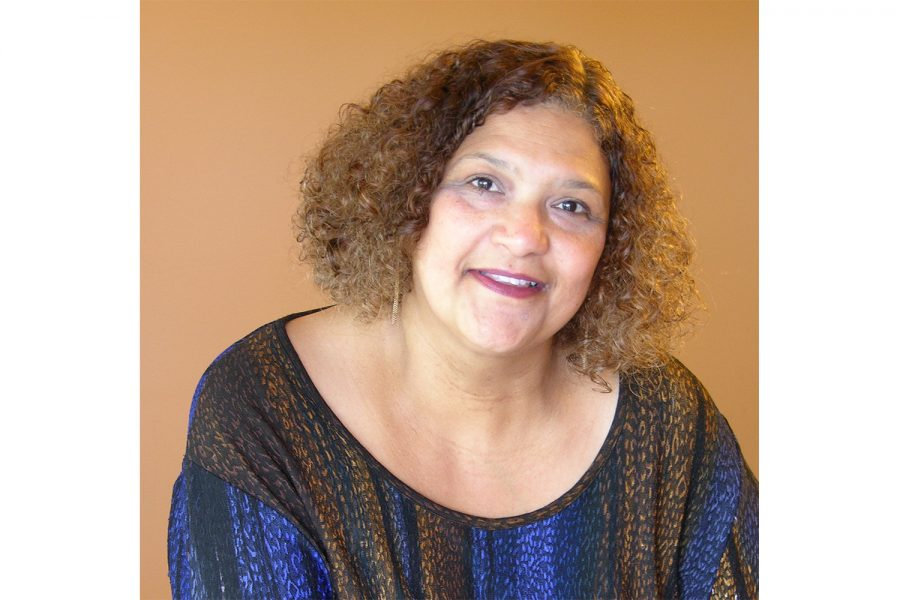 Photo of Venise Berry, Department Chair of the University of Iowa African American Studies program. Contributed.
