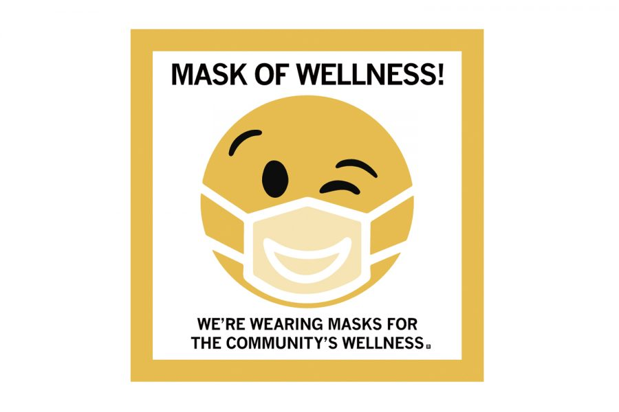 A+graphic+encouraging+community+members+to+wear+masks%2C+contributed+by+Dr.+David+Krupp.