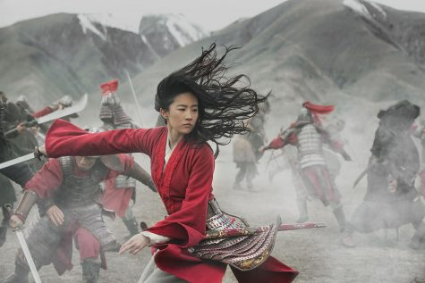 Yifei Liu stars as the title character in Mulan.