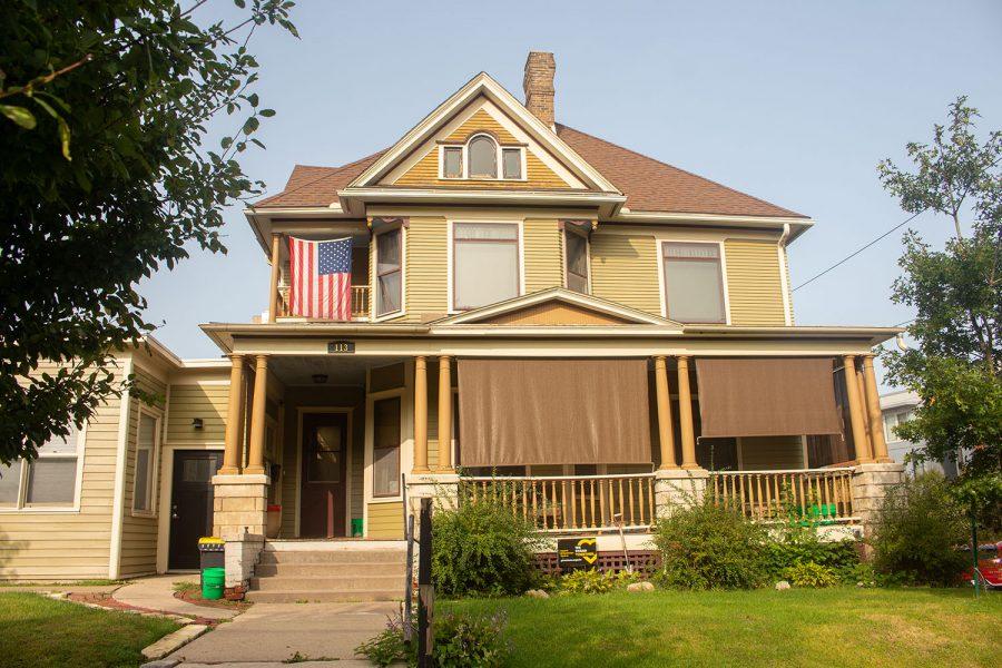 The+Burford+House+Inn+as+seen+on+Sept.+14.