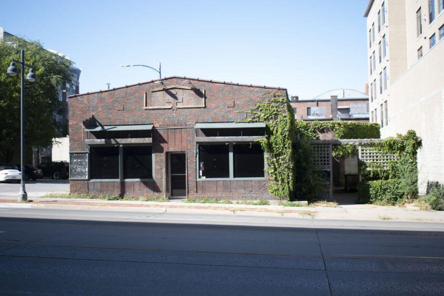 The Mill building is seen shut down on Thursday, Sept. 3, 2020.
