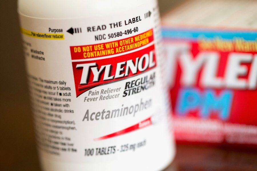 A new study shows a potential link between higher rates of autism and ADHD in the children of mothers who used Tylenol, which contains acetaminophen, during pregnancy. Experts, however, caution that it is too soon to tell pregnant women not to use the over-the-counter painkiller.