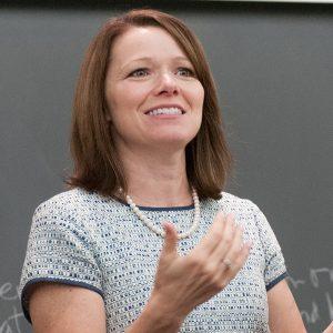 Portrait of Iowa House District 85 candidate Christina Bohannon.